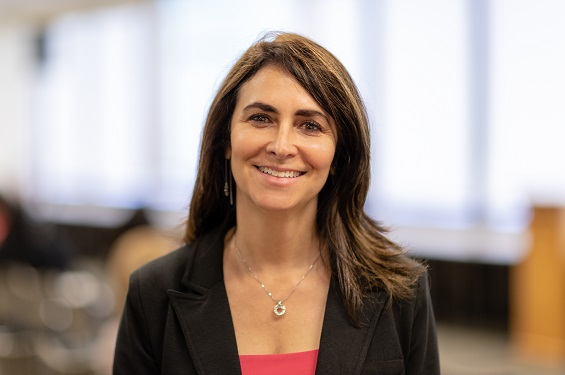 Jacqueline Trapp, Edison International and SCE's vice president of Human Resources